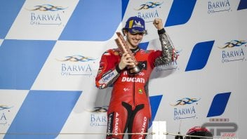 MotoGP: Bagnaia not disappointed with a podium but admits he did the wrong strategy