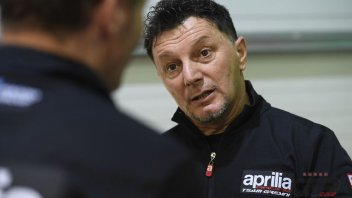 MotoGP: Fausto Gresini: stable conditions and infection regressing