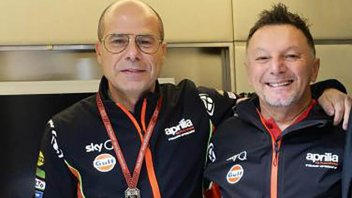 """MotoGP: Carlo Merlini: """"Moving on in Gresini's name, we will try to think like him"""""""