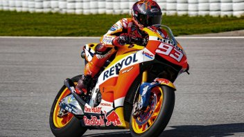 """MotoGP: Puig: """"Marquez was fast on the RC213V-S, the doctors stopped him"""""""