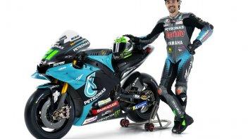 """MotoGP: Morbidelli: """"La MotoGP è un gioco, l'amicizia con Rossi più importante"""""""