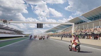 MotoGP: Here is the new track in Hungary ... where Rossi triumphs on the Ducati