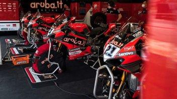 SBK: Ecco tutte le livree SBK 2021: Ducati, Honda, Yamaha, Kawasaki e BMW