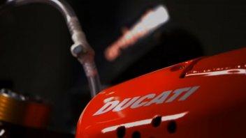 SBK: Ducati: ecco il teaser della Panigale V4 di Redding e Rinaldi