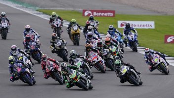 SBK: BSB, first tests of 2021 at Donington Park in about a month