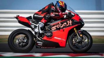 SBK: Rinaldi e la Ducati brillano nei test di Misano, Redding a oltre mezzo secondo