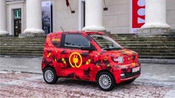 Auto - News: FreZe Nikrob: arriva l'elettrica da meno di 10.000 euro