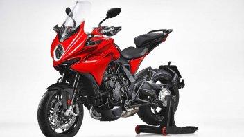 Moto - Gallery: MV Agusta Turismo Veloce 800 Rosso 2021
