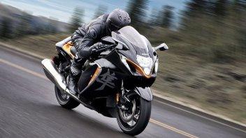 Moto - News: Suzuki Demo Ride Tour 2021: dal 24 aprile in prova la gamma di Hamamatsu