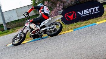Moto - News: GPOne.com con Vent al Campionato Nazionale Velocità Motard 100
