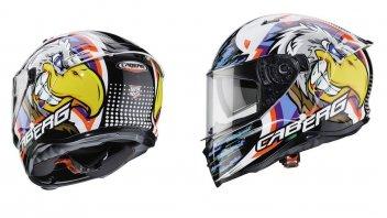 Moto - News: Caberg Avalon: il casco integrale per i giovani sportivi
