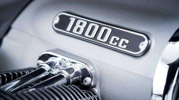 Moto - News: BMW R18 Bagger e Trascontinental: ecco i numeri