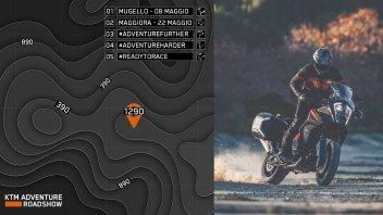 Moto - News: KTM Adventure Roadshow 2021: ecco date e calendario