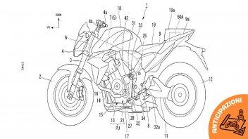 Moto - News: Honda brevetta la frizione anti saltellamento semiautomatica
