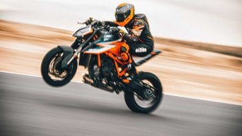 Moto - News: KTM 1290 Super Duke RR, esaurita in 48 minuti