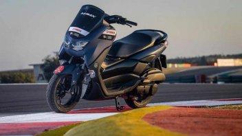 Moto - Scooter: Yamaha NMax: dalla città al paddock, è lo scooter ufficiale della MotoGP
