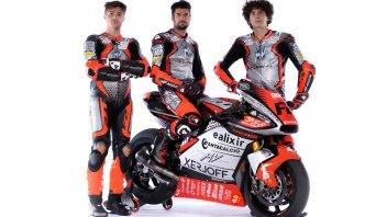 Moto2: A Jerez tridente MV Agusta con Baldassarri, Corsi e Marcon