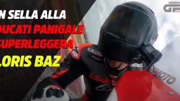 MotoAmerica: Adrenalina in sella alla Ducati Panigale Superleggera con Loris Baz