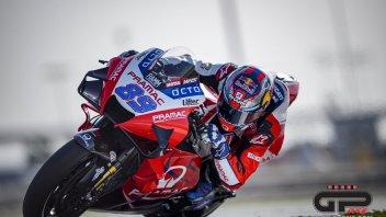 """MotoGP: Martín: """"Mi sono spaventato, la Ducati si muove molto e non apro il gas"""""""