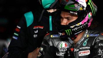 """MotoGP: Morbidelli: """"A Losail un errore umano, Yamaha mi ha dato tutte le spiegazioni"""""""