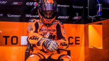 """MotoGP: Petrucci: """"In Qatar mi sono lussato la spalla, ma qui la KTM è competitiva"""""""""""