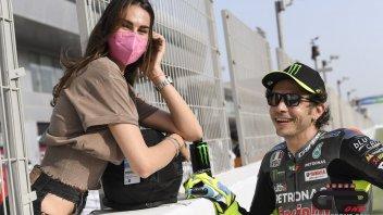 """MotoGP: Rossi: """"gli ufficiali Yamaha veloci e noi no? lavoriamo con ciò che abbiamo"""""""