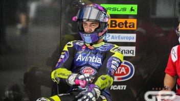"""MotoGP: Bastianini: """"Ho imparato seguendo Rossi, a Jerez posso stare davanti"""""""