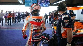 MotoGP: Bentornato Marc: Honda accoglie Marquez con tanta emozione