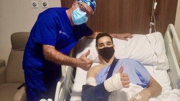 MotoGP: Lecuona segue Miller, anche lui operato di sindrome compartimentale