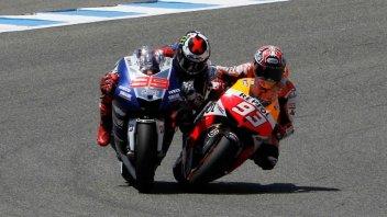 """MotoGP: Lorenzo: """"Dopo lo scontro a Jerez con Marquez, provai ad intimidirlo"""""""