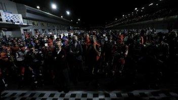 MotoGP: Qatar: il GP di Doha si svolgerà a porte chiuse