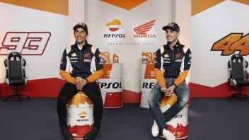"""MotoGP: VIDEO - Marquez: """"A Portimao sentivo la tensione al box, non in moto"""""""