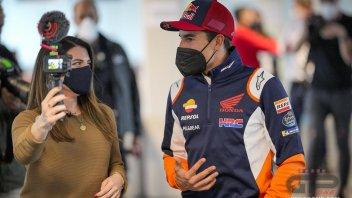 MotoGP: Inside Pass: un video racconta il ritorno di Marc Marquez a Portimao