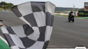 MotoGP: Quartararo vince a Portimao e va in vetta al mondiale. Bagnaia 2°, Rossi caduto