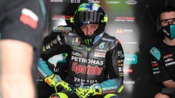 """MotoGP: Rossi: """"Ho già tanti problemi io senza dover pensare a Morbidelli"""""""