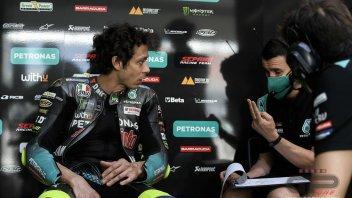 """MotoGP: Valentino Rossi: """"Arrabbiarsi non serve, ma non riesco a migliorare"""""""