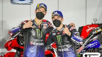 """MotoGP: Quartararo: """"Mi sono tolto un peso: vincere con la Yamaha ufficiale"""""""