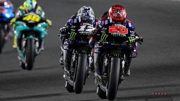 MotoGP: GP Doha: ecco come e perché Rossi è sprofondato di fronte a Quartararo