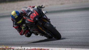 SBK: Barcellona: ombre e interrogativi sul test di Tito Rabat e la Ducati