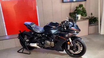 Moto - News: Benelli 600 RR: la supersportiva media arriva anche in Italia?