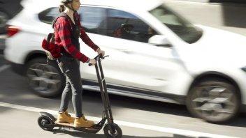 Moto - News: Monopattini fuori legge da 70 km/h. Partiti i sequestri