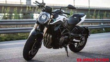 Moto - News: Benelli TNT 600 2022, la rivoluzione arriva dalla Cina