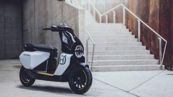"""Moto - Scooter: Husqvarna Vektorr: ecco il primo scooter elettrico """"vichingo"""""""