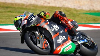 """MotoGP: Savadori: """"It's great to race with your idols, but the level is really high."""""""