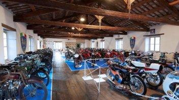 """Moto - News: Benelli riapre le porte al """"Museo Officine"""" il 29 maggio"""