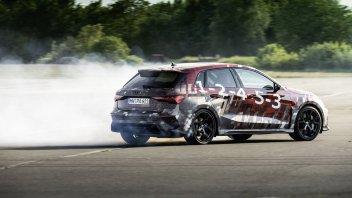 Auto - News: Audi RS 3 2022: con il Torque Splitter è quasi una trazione posteriore