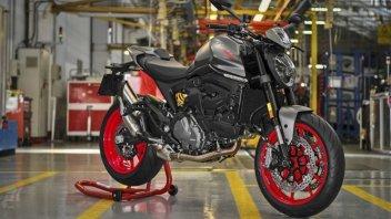 Moto - News: Made in Italy: Ducati e Pirelli tra i marchi preferiti nel Paese