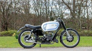 Moto - News: AJS Porcupine da 300.000 € all'asta fa impallidire RC30 e Ducati MHR