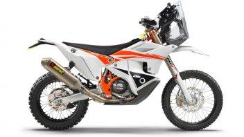 Moto - News: KTM 450 Rally Factory Replica 2022: nata per la Dakar