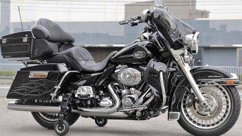 Moto - News: Dall'Asia arrivano le rotelle per le Harley-Davidson
